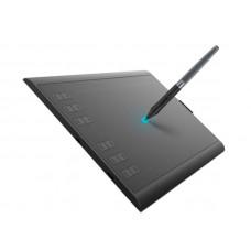 Графический планшет Huion H1060P Black