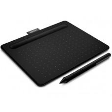 Графический планшет Wacom Intuos S Bluetooth Black CTL-4100WLK-N Выгодный набор + серт. 200Р!!!