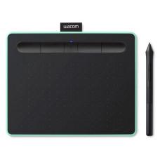 Графический планшет Wacom Intuos S Bluetooth Pistachio CTL-4100WLE-N Выгодный набор + серт. 200Р!!!