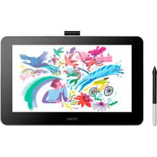 Графический планшет Wacom One 13 pen display (белый)