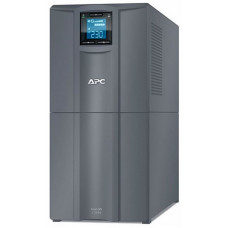 ИБП APC Smart-UPS C, Line-Interactive, 3000VA / 2100W, Tower, IEC, LCD, USB
