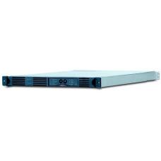 ИБП APC Smart-UPS SUA, Line-Interactive, 1000VA / 640W, Rack, IEC, Serial+USB, SmartSlot