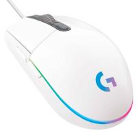 Игровая мышь Logitech G102 LightSync White (910-005824)
