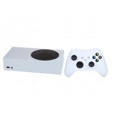 Игровая приставка Microsoft Xbox Series S 512Gb White RRS-00011 / RRS-00010