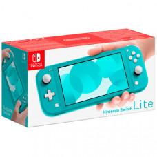 ИГРОВАЯ ПРИСТАВКА NINTENDO SWITCH Nintendo Switch Lite бирюзовый