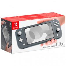 ИГРОВАЯ ПРИСТАВКА NINTENDO SWITCH Nintendo Switch Lite серый