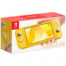 ИГРОВАЯ ПРИСТАВКА NINTENDO SWITCH Nintendo Switch Lite желтый