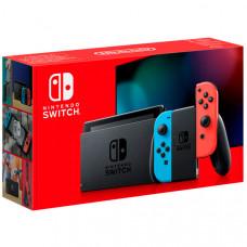 ИГРОВАЯ ПРИСТАВКА NINTENDO SWITCH Nintendo Switch (неоновый синий/неоновый красный)