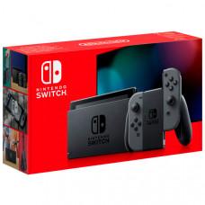ИГРОВАЯ ПРИСТАВКА NINTENDO SWITCH Nintendo Switch (серый)