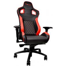 Игровое кресло Thermaltake eSPORTS GT Fit GTF 100 (черно-красный)