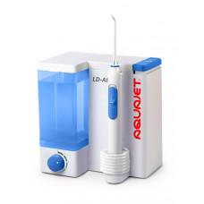 Ирригатор Aquajet LD-A8 White Выгодный набор + серт. 200Р!!!