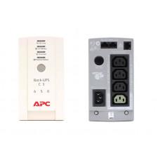 Источник бесперебойного питания APC Schneider Electric Back-UPS CS 650VA 230W BK650EI