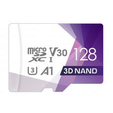 Карта памяти 128Gb - Silicon Power Superior Pro A1 Micro Secure Digital XC Class 10 UHS-1 U3 SP128GBSTXDU3V20AB