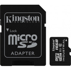 Карта памяти 16Gb - Kingston MicroSDHC Class 10 SDCIT/16GB