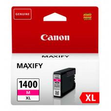 Картридж Canon PGI-1400M XL Magenta для MAXIFY МВ2040/МВ2340 9203B001