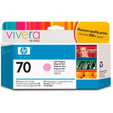 Картридж для принтера HP 70 C9455A (светло-пурпурный)