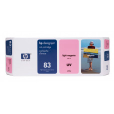 Картридж для принтера HP 83 UV C4945A (светло-пурпурный)
