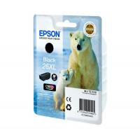 Картридж Epson T2621 Black Pigment C13T26214010/C13T26214012