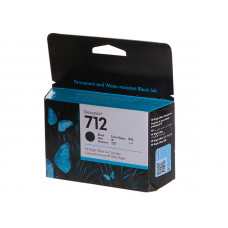 Картридж HP 712 80ml Black 3ED71A DesignJet Studio/DesignJet T230/T630
