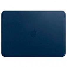 "Кейс для MacBook Apple 13"" Macbook Pro Leather Midnight Blue (MRQL2ZM/A)"