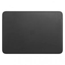 Кейс для MacBook Apple Leather Sleeve 16'' MacBook Pro Black (MWVA2ZM/A)