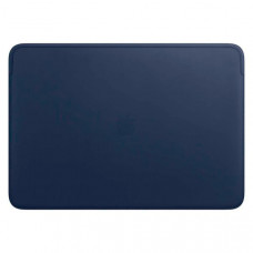 Кейс для MacBook Apple Leather Sleeve 16'' MacBook Pro Midnight Blue