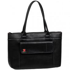 """Кейс для ноутбука до 15"""" RIVACASE 8991 (PU) Black 15,6"""""""