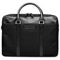 "Кейс для ноутбука до 17"" Dbramante1928 Ginza 16 Duo Pocket Black (BG16BLBL3302)"