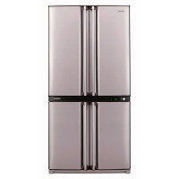 Холодильник многодверный Sharp SJ-F95STSL