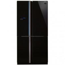 Холодильник многодверный Sharp SJFS97VBK