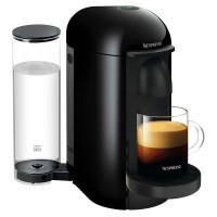 Кофемашина капсульного типа Nespresso Vertuo Plus GCB2 Ink Black