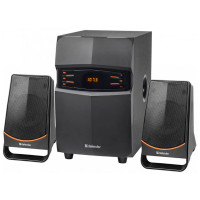 Колонка Defender X181 BT/FM/MP3/SD/USB/LED/RC 65181