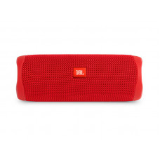Колонка JBL Flip 5 Red JBLFLIP5RED Выгодный набор + серт. 200Р!!!