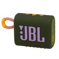 Колонка JBL Go 3 Green