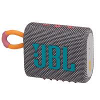 Колонка JBL Go 3 Grey