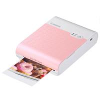 Компактный фотопринтер Canon Selphy Square QX10 Pink