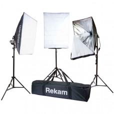 Комплект Rekam CL-375-FL3-SB kit