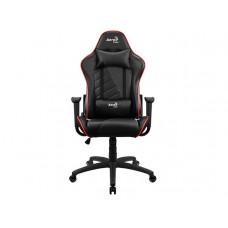 Компьютерное кресло AeroCool AC110 AIR Black-Red