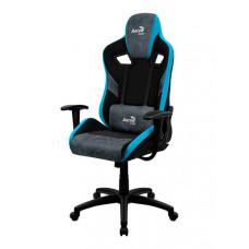 Компьютерное кресло AeroCool COUNT Steel Blue