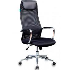 Компьютерное кресло Бюрократ KB-9N Black + подарочный сертификат 200 руб