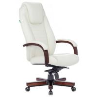 Компьютерное кресло Бюрократ T-9923Walnut Ivory + подарочный сертификат 200 руб