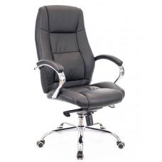 Компьютерное кресло Everprof Kron M кожа Black