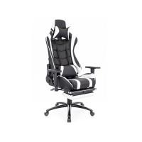 Компьютерное кресло Everprof Lotus S1 экокожа Black-White