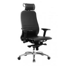 Компьютерное кресло Метта Samurai K-3.04 Black