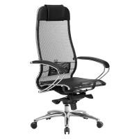 Компьютерное кресло Метта Samurai S-1.04 Black
