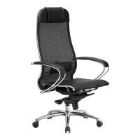 Компьютерное кресло Метта Samurai S-1.04 Black Plus