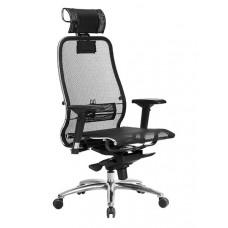 Компьютерное кресло Метта Samurai S-3.04 Black
