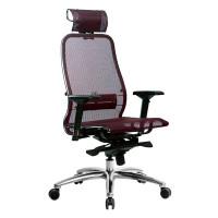 Компьютерное кресло Метта Samurai S-3.04 Dark Burgundy