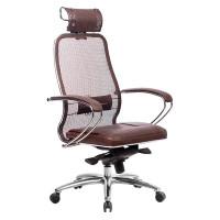 Компьютерное кресло Метта Samurai SL-2.04 Dark Brown