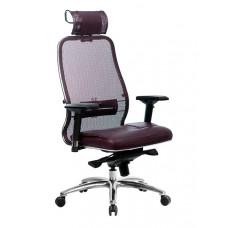 Компьютерное кресло Метта Samurai SL-3.04 Dark Burgundy